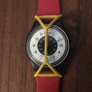 1984 swatch CHRONO-TECH GB403